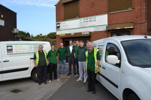 P.C.S. Ltd team